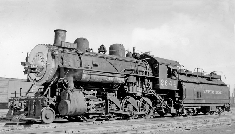 2644 Class C-5, left side, (No location, no date)  <br /> (A. M. Payne collection)