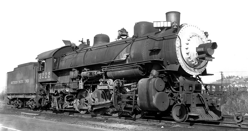 3222 Class Mk-4, right side, Los Angeles CA, 11/17/46 <br /> (Allan Youell)