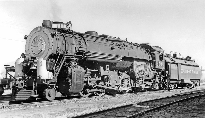 3504 Class B-1, left side, Indio CA, 2/13/50  <br /> (Allan Youell)