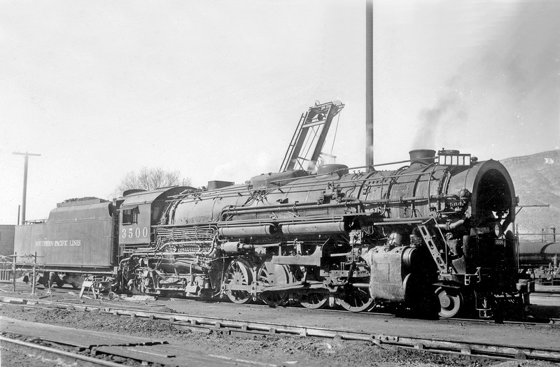3500 Class B-1, right side, El Paso TX, ~1945  <br /> (J. A. Strapac collection)