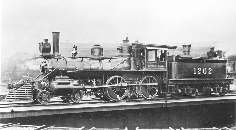 1202 Class E-50 14/24 52, left side, Los Angeles CA, ~1904 <br /> (SP Photo)