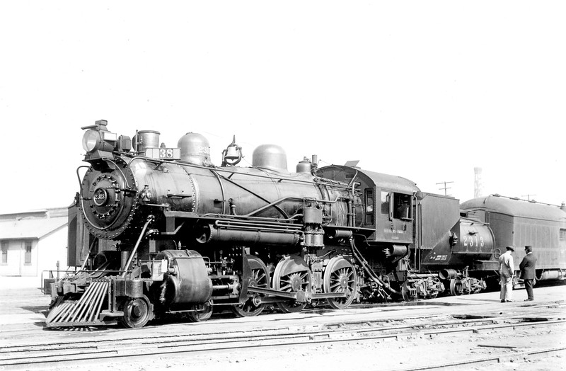 2313 Class T-28, left side, San Francisco CA, ~1911 <br /> (R. H. McFarland)