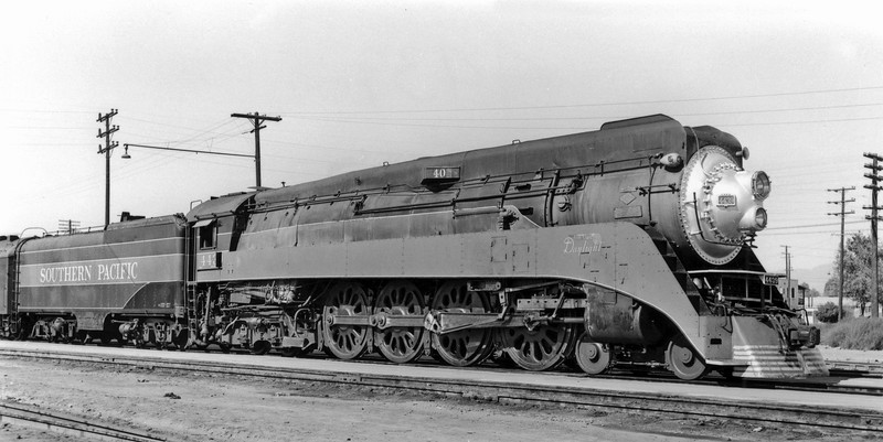 4439 Class GS-4, right side, Colton CA, 11/6/49  <br /> (Allan Youell)
