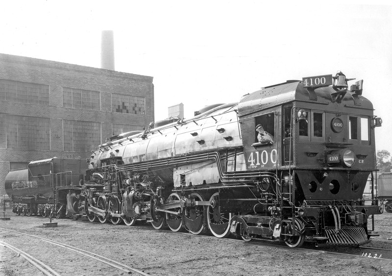 4100 Class AC-4, right side, Baldwin-Eddystone PA, ~9/28  <br /> (H. L. Broadbelt collection)