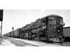 4205 Class AC-10 (Train #1-824), Bassett CA, 3/9/42  <br /> (P. C. Kauke)