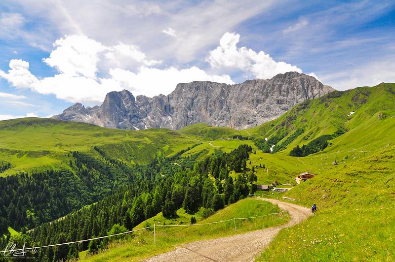 Südtirol - Seiser Alm (Am Schlern)