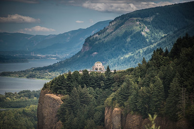Columbia Gorge Vista House