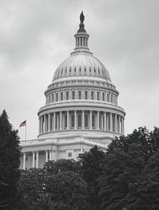 US Capital in Washington, DC