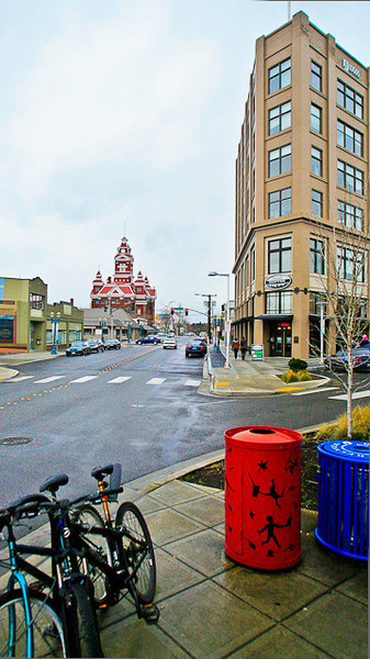Downtown Bellingham