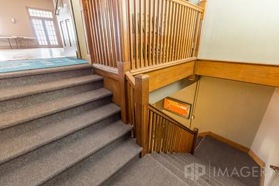 American Legion - Staircase