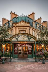 Epcot - France