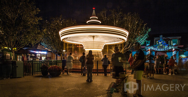 Carousel - Downtown Disney