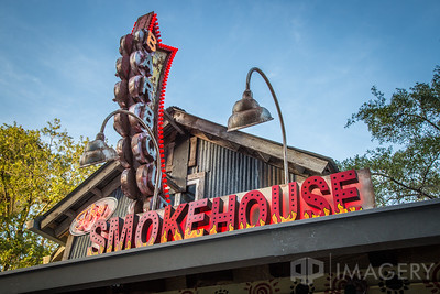 Downtown Disney - The SmokeHouse