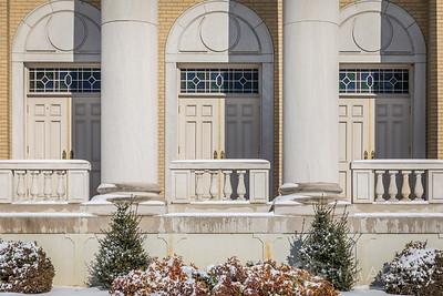 Doors and Columns