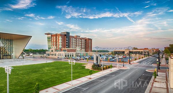 Hampton Inn and Downtown