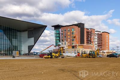 Hampton Inn - Construction