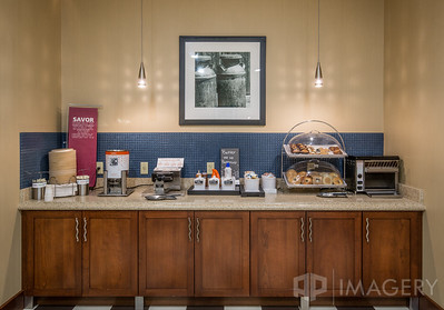 Hampton Inn - Breakfast Area