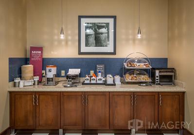 Hampton Inn - Breakfast Area