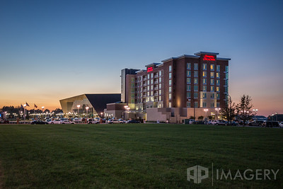 Hampton Inn and Convention Center