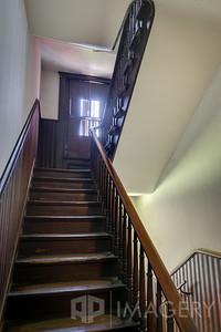 Rear Stairway - Main Floor