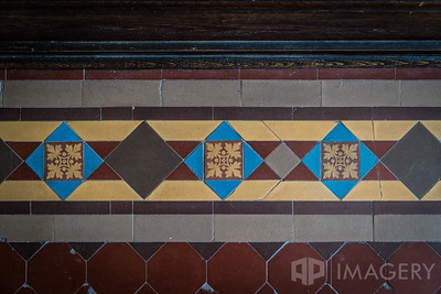 Monarch-Payne House - Tile Work