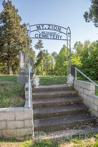 Mt Zion Methodist Cemetery