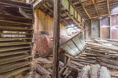 Mullican Feed Mill