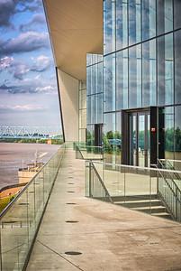 Convention Center Balcony