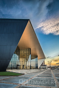 Owensboro Convention Center - Sunrise 1