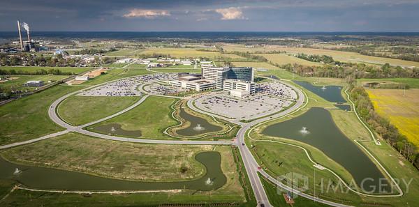 Aerial - Owensboro Health