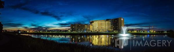 Panornama - Owensboro Health Regional Hospital