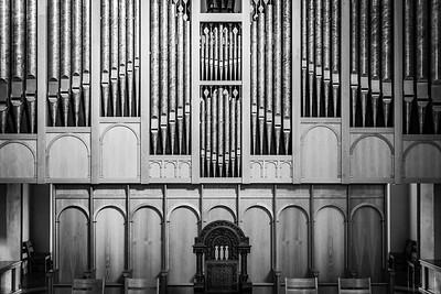 St Meinrad - Pipe Organ