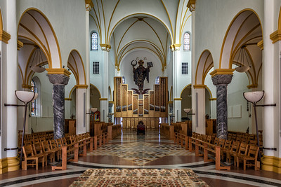 St Meinrad - Church
