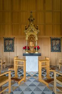 St Meinrad - Chapel