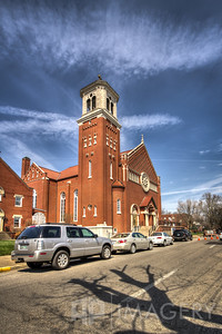 St Stephens - Exterior