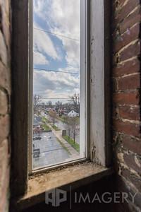 St Joe & Paul Church - Looking Out