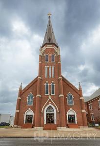 St Joe & Paul Church - Exterior