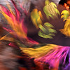 Native American Dancing 10 (intentional motion blur)