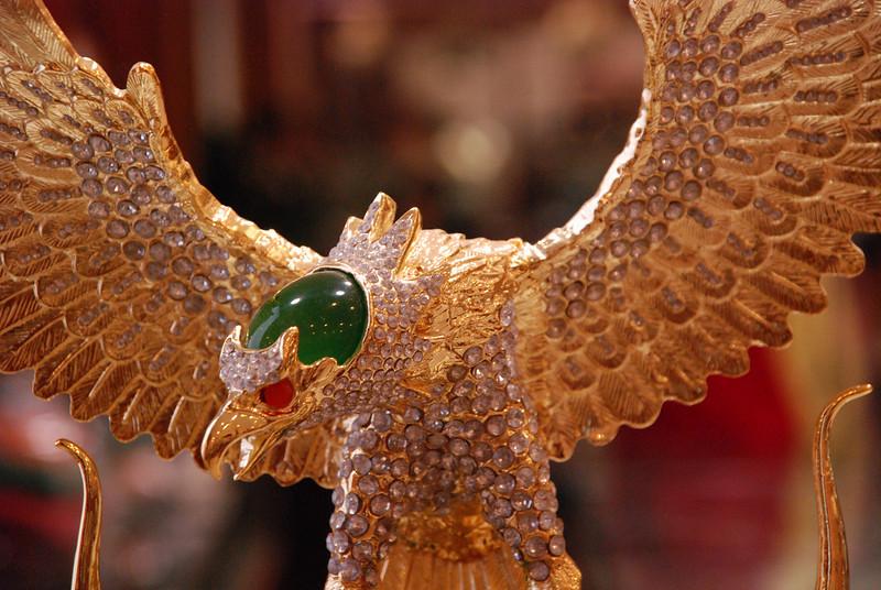 China's capital Beijing: Jade jewelry 1