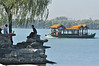 China's capital Beijing: Lake 2
