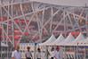 China's capital Beijing: Bird's Nest National Stadium built for 2008 Olympics 1