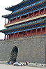 Zhengyangmen or Qianmen Gate Tower on the south side of Tiananmen Square, Beijing (1)