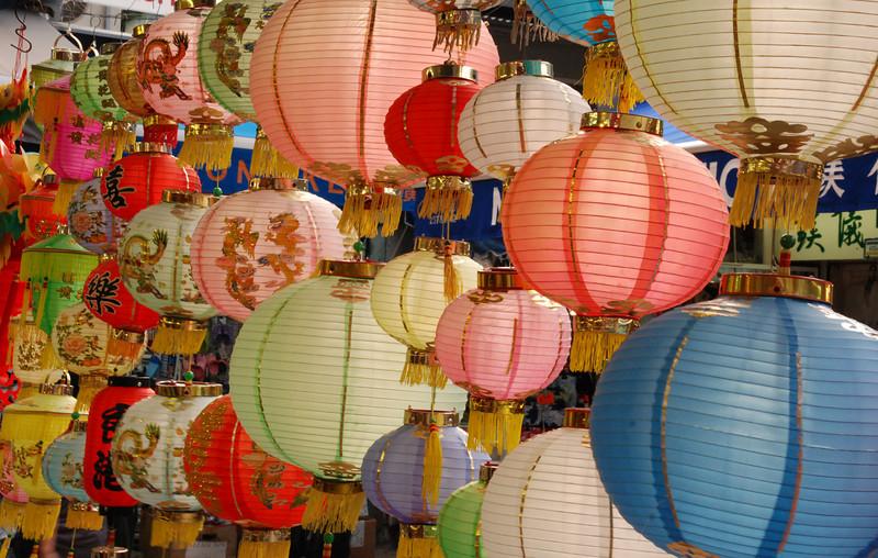 Hong Kong 27 Decorations