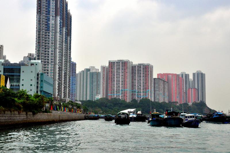 Hong Kong 11 Harbor Tour