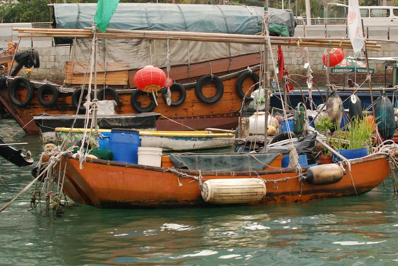 Hong Kong 18 Harbor Tour