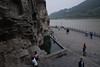 Ceremonial Washing Longmen Grottoes