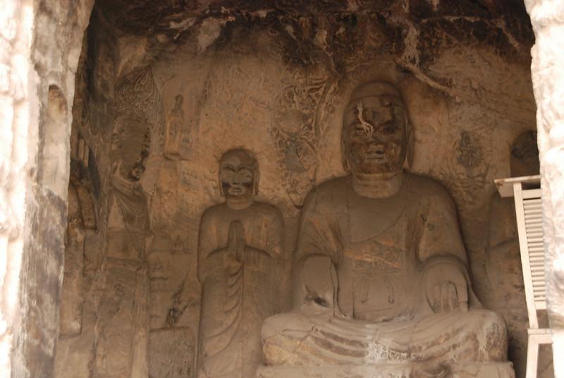 Buddha 11 Longmen Grottoes