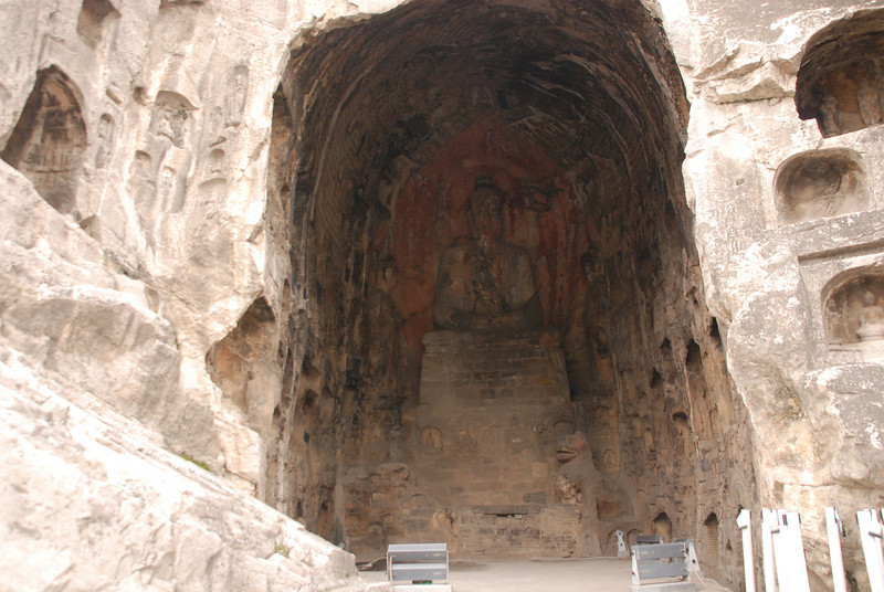 Niche Longmen Grottoes
