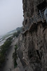 Cliffs of Longmen Grottoes Longmen