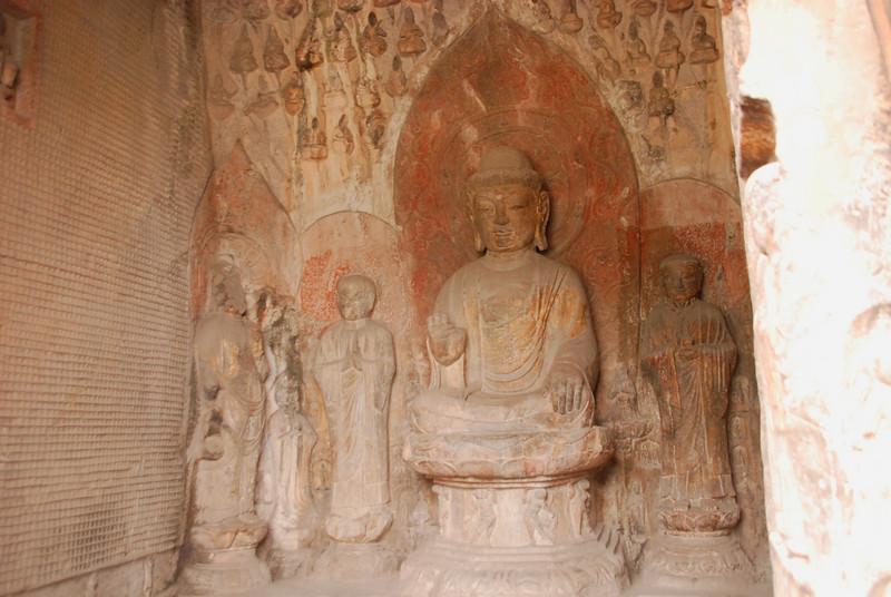 Buddha 6 Longmen Grottoes